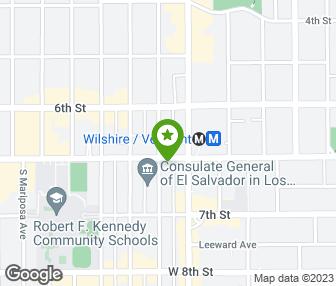 90010 Zip Code Map.Eyeland Optical Los Angeles Ca Groupon
