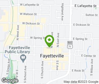 Fayetteville Arkansas Zip Code Map.Shag Salon Fayetteville Ar Groupon