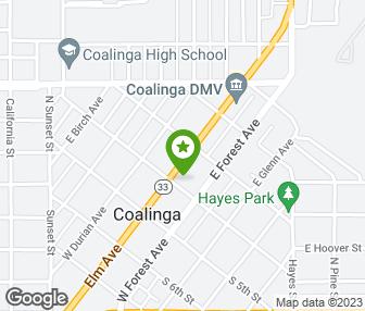 Coalinga California Map.Family Discount Market Coalinga Ca Groupon