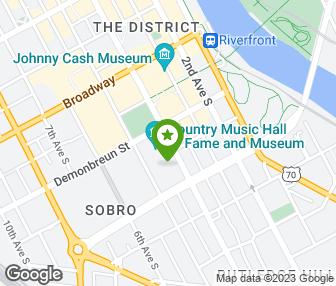 Explore Nearby Omni Nashville Hotel