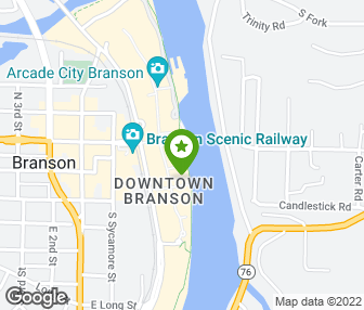 Branson Missouri Map Attractions.Parakeet Pete S Attractions Branson Mo Groupon