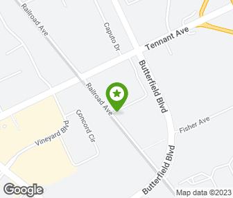 U Save Rockery Of Morgan Hill Map