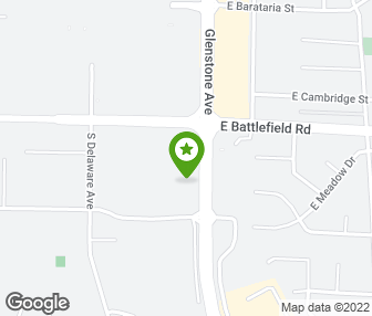 map - Olive Garden Springfield Mo