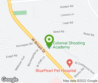 Colonial shooting academy richmond richmond va groupon map fandeluxe Gallery
