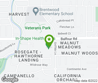 In Shape Health Clubs Brentwood Ca Groupon