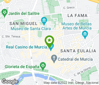 Restaurante Real Casino De Murcia Murcia Region De Murcia Groupon