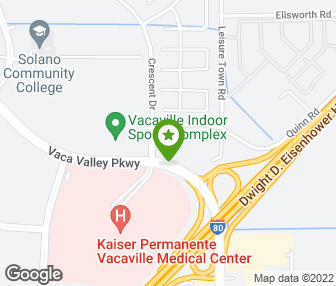 Kaiser Locations California Map.Kaiser Permanente Medical Offices Vacaville Ca Groupon