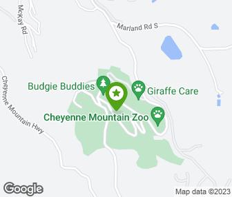 Cheyenne Mountain Zoo Colorado Springs Co Groupon