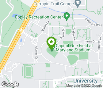 Maryland Terrapins Football College Park Md Groupon