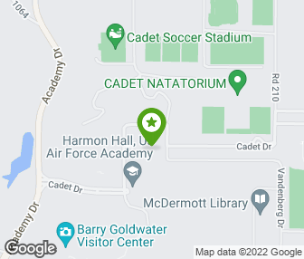 Godfathers Pizza US Air Force Academy CO Groupon - Air force academy map