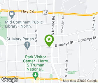 South City Furniture Map