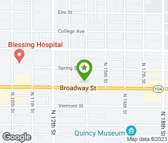 Quincy Illinois Zip Code Map.Mlh Wellness Studio Quincy Il Groupon