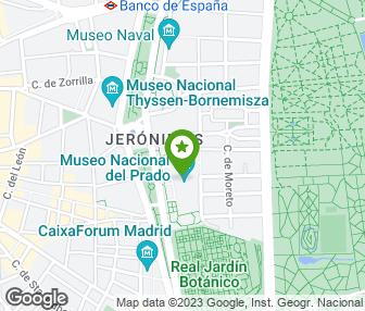 Museo nacional del prado madrid madrid groupon for Calle prado 9 madrid