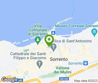 RISTORANTE TERRAZZA DELLE SIRENE - Sorrento, Città Metropolitana di ...