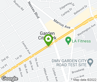 map - Walgreens Garden City