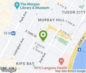 Murray Hill Nyc Map.Drybar Murray Hill Nyc New York Ny Groupon