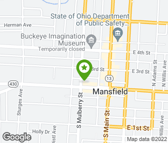 Mansfield Ohio Zip Code Map.Fork Fingers Mansfield Oh Groupon