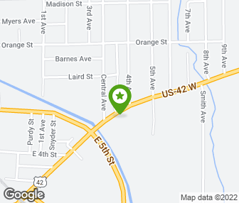 Mansfield Ohio Zip Code Map.Deschner S Carry Out Drive Thru Mansfield Oh Groupon