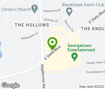 Ziffles Rib Bar Fort Wayne IN Groupon - Google map 12940 s us 181