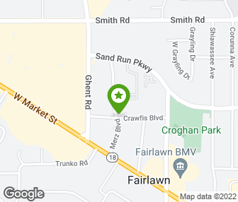 Fairlawn Ohio Map.Glitzy Finds Consignment Fairlawn Oh Groupon