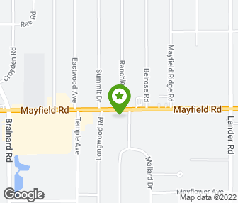 Mayfield Ohio Map.House Of Lights Mayfield Heights Oh Groupon