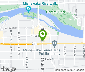 Mishawaka Zip Code Map.Michiana Dance Mishawaka In Groupon