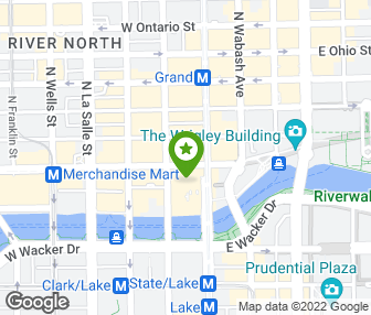 Explore Nearby The Hotel Chicago