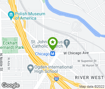 West Town Chicago Map.West Town Pilates Chicago Il Groupon