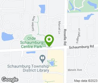 Schaumburg Illinois Map.Aesthetics Dental Care Pc Schaumburg Il Groupon
