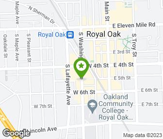 Royal Oak Michigan Zip Code Map.Scout Royal Oak Mi Groupon