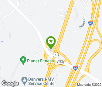 US Made Leather Company - Danvers, MA | Groupon  Street Map Of Danvers on town of danvers, sign welcome to danvers, map of boston danvers, burlington map of eastern massachusetts danvers, map of reservoir danvers,