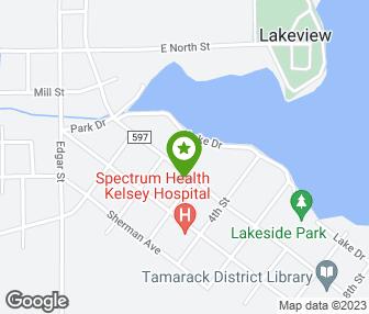Lakeview Michigan Map.Main Street Pizza Lakeview Mi Groupon