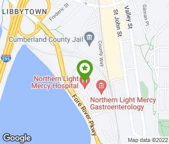 Mercy Hospital Campus Map.Mercy Hospital Fore River Campus Portland Me Groupon
