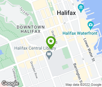 Chapel hill gift shop halifax ns groupon gift shop in halifax map negle Choice Image