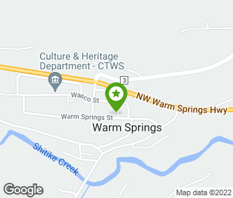 KahNeeTa Resort Spa Warm Springs OR Groupon - Map of kahneeta oregon