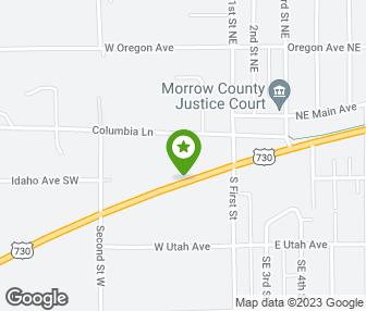 Irrigon Oregon Map.Sub Zero Restaurant Lounge Irrigon Or Groupon