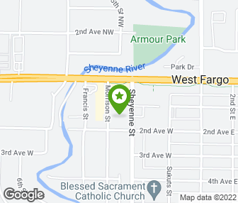 Furniture For Less In West Fargo Map