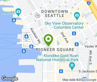 Pioneer Square Saloon Seattle Wa Groupon