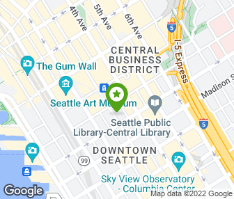 Downtown Hotel Escorts Seattle WA Groupon - Seattle map downtown hotels