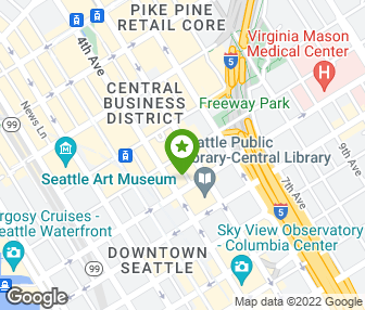 Executive Hotel Pacific Seattle WA Groupon - Seattle map downtown hotels