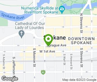 Davenport Washington Map.The Davenport Signature Buffet Spokane Wa Groupon