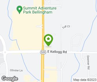 map - Olive Garden Bellingham