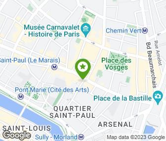 map - Artiste Coiffeur Coloriste