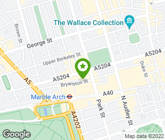 Marble Arch London Map.Amba Hotel Marble Arch Non Accomodation London Greater London
