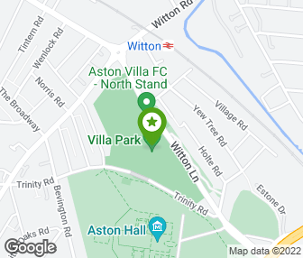 Aston Villa Football Club Birmingham West Midlands Groupon
