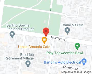 Urban Grounds Cafe Toowoomba City Qld
