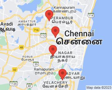 Cafe Coffee Day Ashok Nagar Chennai Tamil Nadu