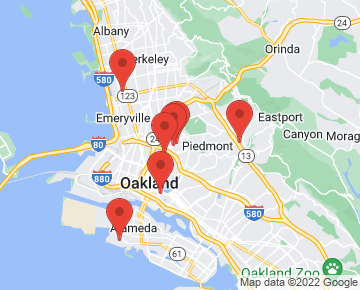 Enterprise Rent A Car Piedmont Oakland