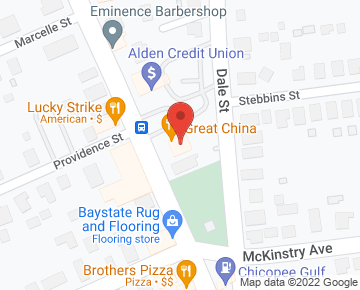 Chinese Food Delivery Chicopee Ma