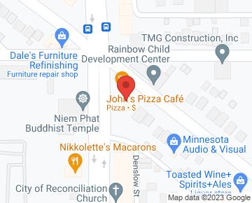 John S Pizza Cafe Como